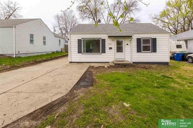 7063 Bedford Avenue, Omaha, NE 68104 (MLS #22107624) :: Omaha Real Estate Group