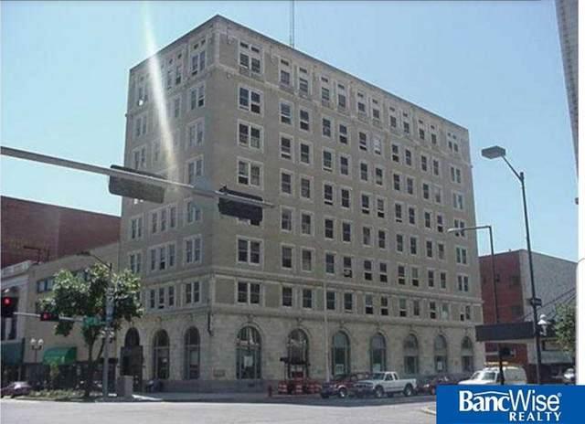 1001 O Street #204, Lincoln, NE 68508 (MLS #22107723) :: Capital City Realty Group