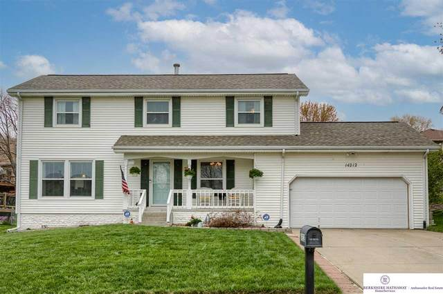 14212 Frances Street, Omaha, NE 68144 (MLS #22107811) :: Berkshire Hathaway Ambassador Real Estate