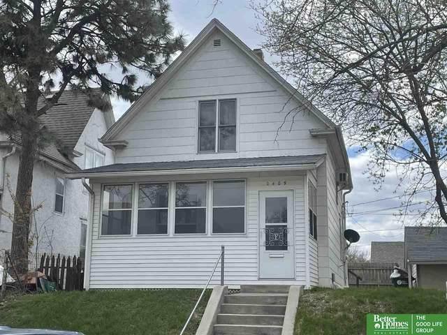2409 B Street, Omaha, NE 68105 (MLS #22107923) :: Dodge County Realty Group
