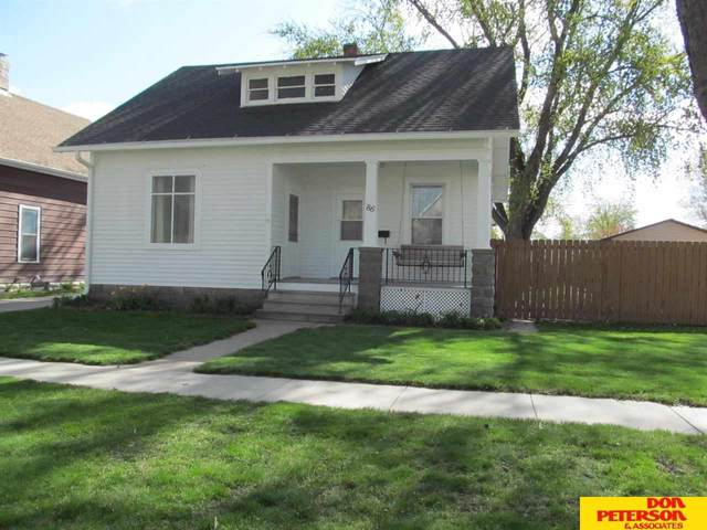 86 S Maple Street, Fremont, NE 68025 (MLS #22108039) :: Capital City Realty Group