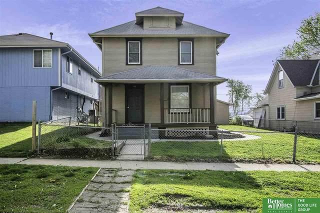 905 S 27th Street, Omaha, NE 68105 (MLS #22108608) :: Dodge County Realty Group