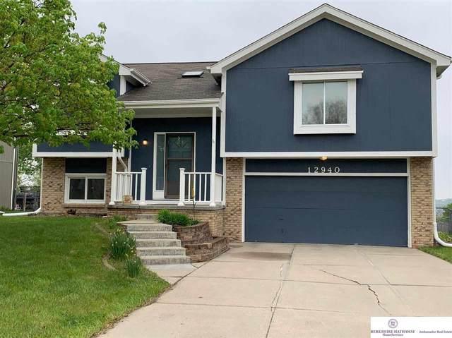 12940 Himebaugh Avenue, Omaha, NE 68164 (MLS #22108667) :: Don Peterson & Associates
