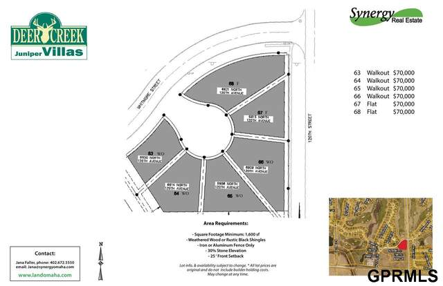 6915 N 120 Avenue, Omaha, NE 68142 (MLS #22108714) :: Don Peterson & Associates