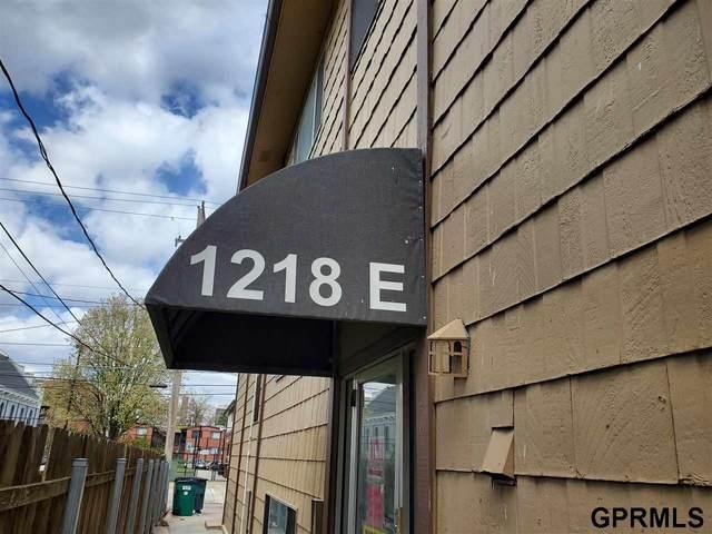 1218 E Street #12, Lincoln, NE 68502 (MLS #22108774) :: Lincoln Select Real Estate Group