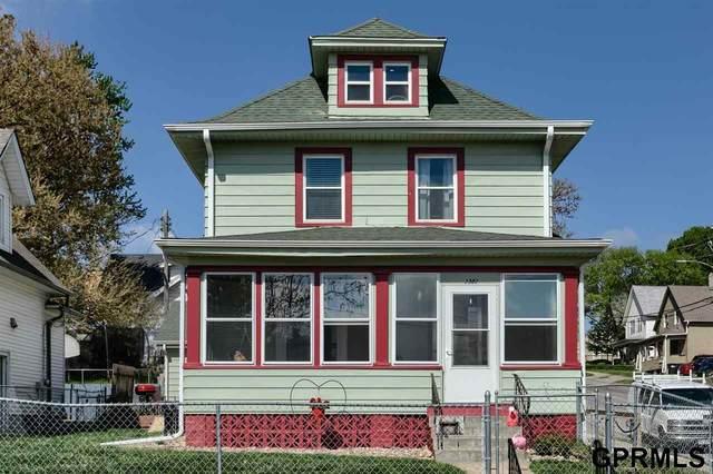 2302 S 14 Street, Omaha, NE 68108 (MLS #22108780) :: Dodge County Realty Group