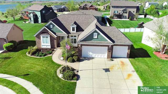 1404 Lake Vista Circle, Papillion, NE 68046 (MLS #22108926) :: The Briley Team