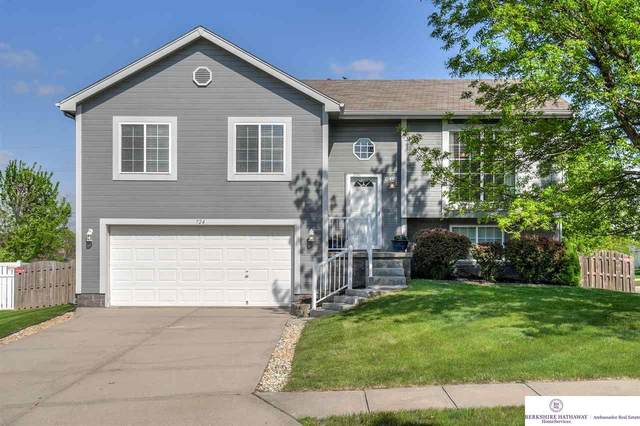 724 Clearwater Drive, Papillion, NE 68046 (MLS #22109159) :: Dodge County Realty Group