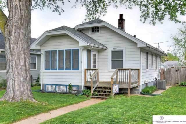 5367 N 27 Avenue, Omaha, NE 68111 (MLS #22109299) :: Don Peterson & Associates