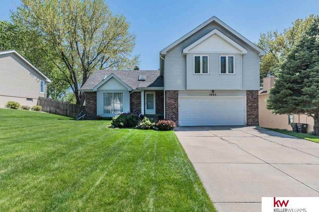 1005 E Cary Street, Papillion, NE 68046 (MLS #22109349) :: Omaha Real Estate Group