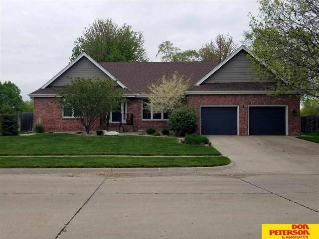 2632 Park Place Drive, Fremont, NE 68025 (MLS #22109378) :: Dodge County Realty Group