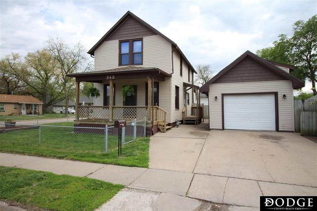545 E 16th Street, Fremont, NE 68025 (MLS #22109399) :: Dodge County Realty Group