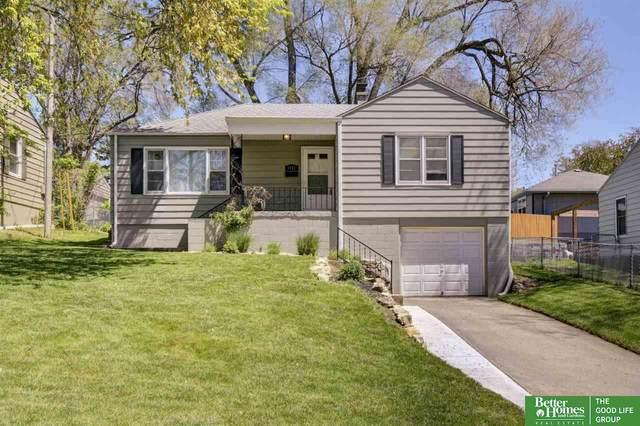 1451 S 54th Street, Omaha, NE 68106 (MLS #22109417) :: Dodge County Realty Group