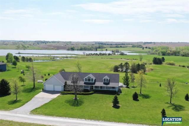 5431 Prairie Lake Drive, Firth, NE 68358 (MLS #22109435) :: kwELITE