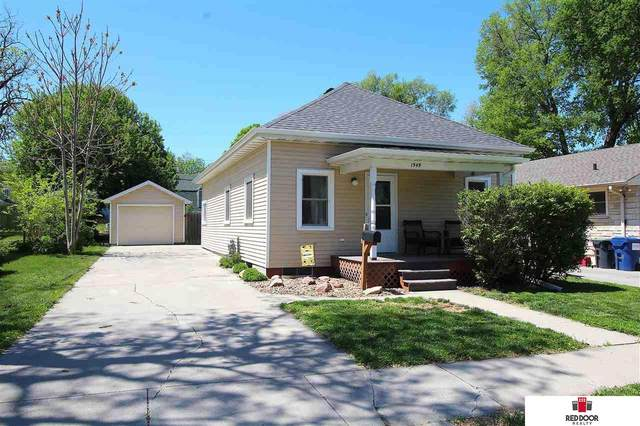 1549 Whittier Street, Lincoln, NE 68503 (MLS #22109545) :: Lincoln Select Real Estate Group