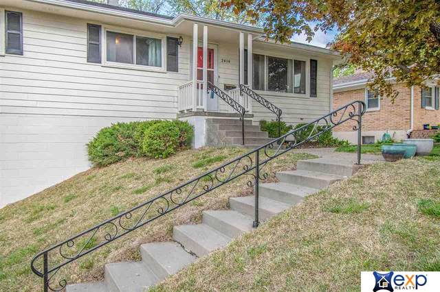2414 S 84th Street, Omaha, NE 68124 (MLS #22109563) :: Omaha Real Estate Group