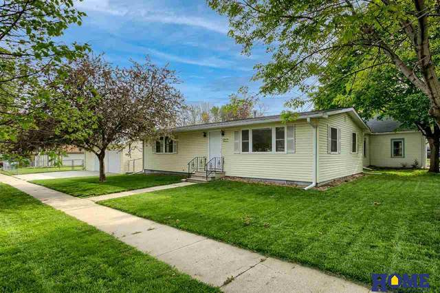 6400 Benton Street, Lincoln, NE 68507 (MLS #22109819) :: Don Peterson & Associates