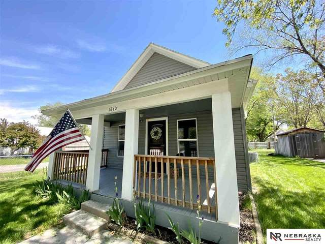 1640 Whittier Street, Lincoln, NE 68503 (MLS #22109876) :: Capital City Realty Group