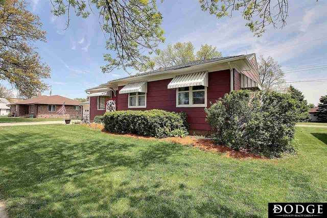118 N Linden Street, Dodge, NE 68633 (MLS #22109978) :: Don Peterson & Associates