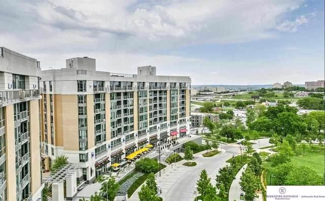 120 S 31 Avenue #5308, Omaha, NE 68131 (MLS #22109994) :: Lincoln Select Real Estate Group