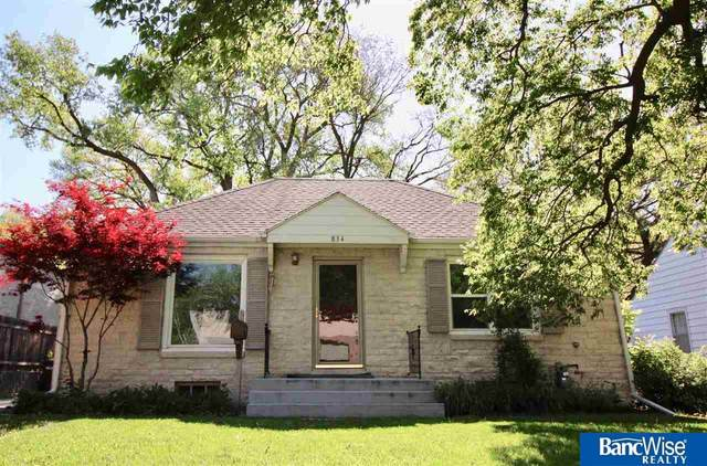 834 S 48Th Street, Lincoln, NE 68510 (MLS #22110288) :: Capital City Realty Group