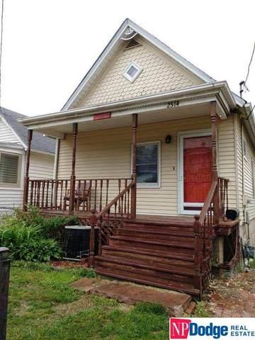 2514 S 26th Street, Omaha, NE 68105 (MLS #22110325) :: Don Peterson & Associates