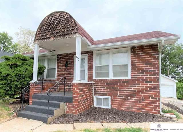 815 S 49th Street, Omaha, NE 68106 (MLS #22110615) :: Don Peterson & Associates