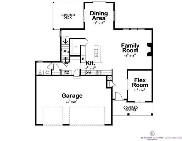 12604 S 75 Street, Papillion, NE 68046 (MLS #22110690) :: Capital City Realty Group