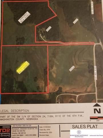 Parcel 3 County Road P33, Blair, NE 68008 (MLS #22111057) :: kwELITE