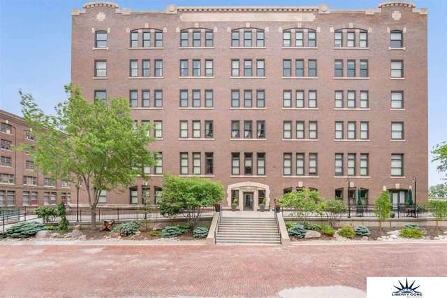 105 S 9th Street #413, Omaha, NE 68102 (MLS #22111676) :: Lincoln Select Real Estate Group