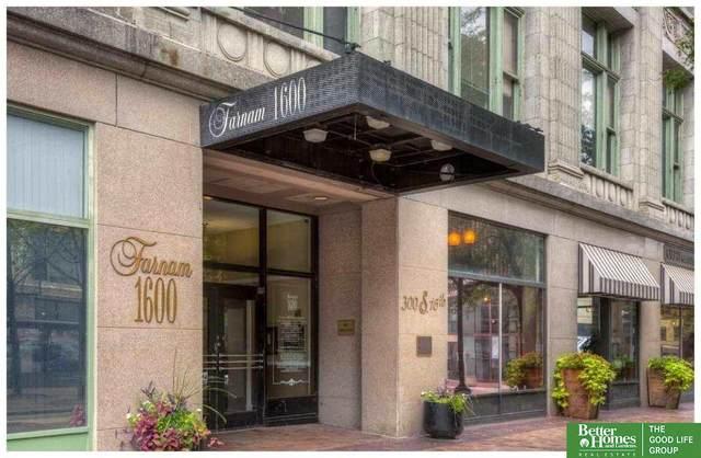 300 S 16th Street #902, Omaha, NE 68102 (MLS #22112376) :: Complete Real Estate Group