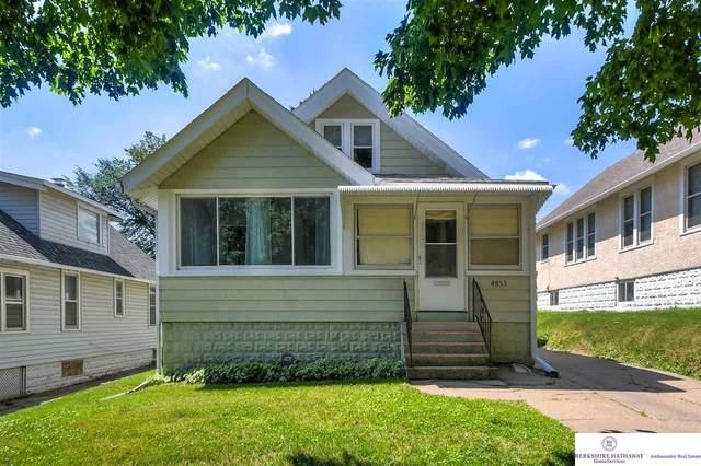 4853 Burt Street, Omaha, NE 68132 (MLS #22112409) :: Berkshire Hathaway Ambassador Real Estate