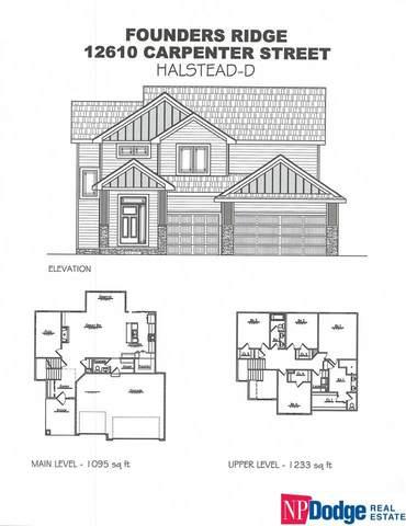 12610 Carpenter Street, Papillion, NE 68138 (MLS #22112541) :: Omaha Real Estate Group
