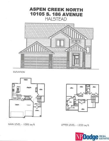 10105 S 186 Avenue, Omaha, NE 68136 (MLS #22112575) :: Dodge County Realty Group