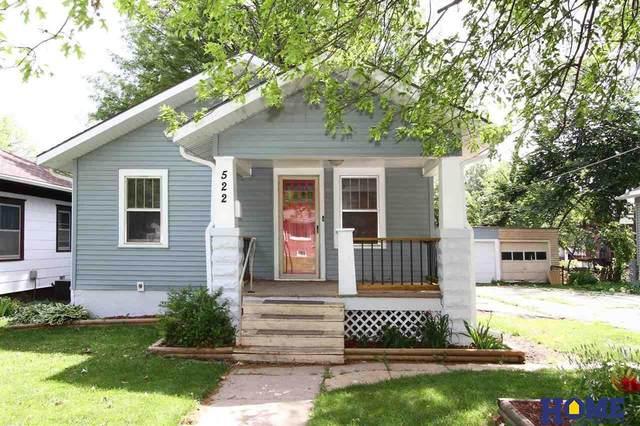522 N 35th Street, Lincoln, NE 68503 (MLS #22112644) :: Berkshire Hathaway Ambassador Real Estate
