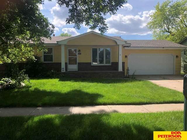 207 S William Street, Fremont, NE 68025 (MLS #22112648) :: Don Peterson & Associates