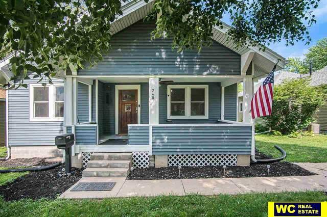 240 N 23 Street, Blair, NE 68008 (MLS #22112651) :: kwELITE