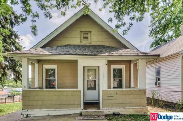 1361 S 21 Street, Omaha, NE 68108 (MLS #22112725) :: Lincoln Select Real Estate Group