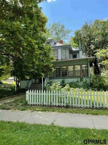1745 D Street, Lincoln, NE 68502 (MLS #22112907) :: kwELITE