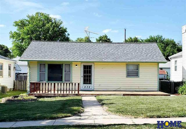 936 Knox Street, Lincoln, NE 68521 (MLS #22112925) :: Catalyst Real Estate Group