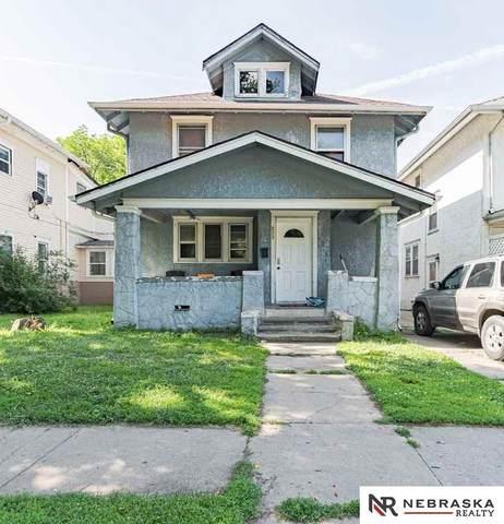 829 3rd Avenue, Council Bluffs, NE 51501 (MLS #22113015) :: Berkshire Hathaway Ambassador Real Estate