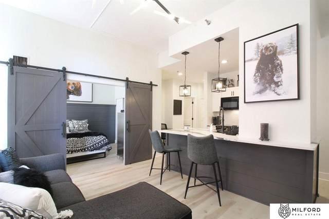 300 S 16 Street #506, Omaha, NE 68102 (MLS #22113031) :: Berkshire Hathaway Ambassador Real Estate