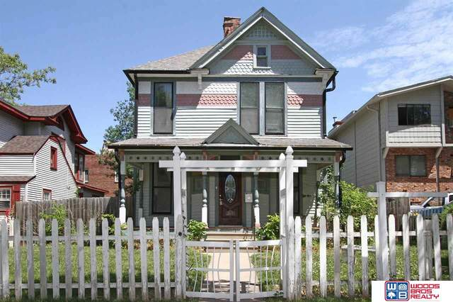 1608 E Street, Lincoln, NE 68508 (MLS #22113066) :: Capital City Realty Group