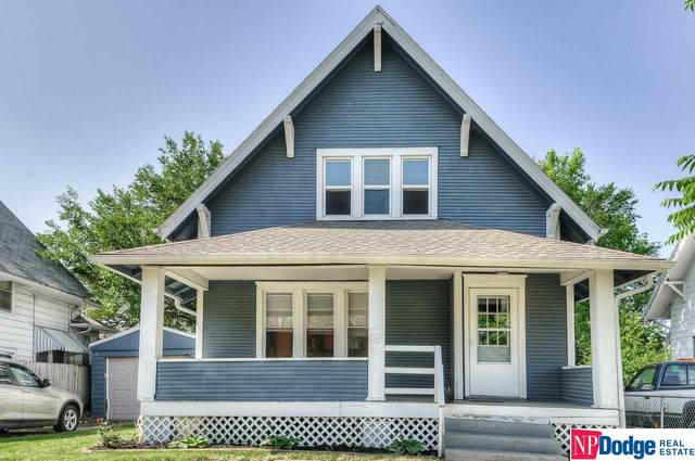 2105 Evans Street, Omaha, NE 68110 (MLS #22113067) :: Berkshire Hathaway Ambassador Real Estate