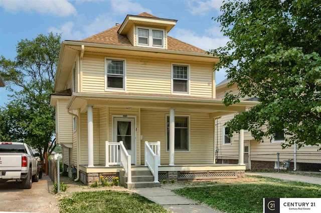 1521 S 25th Street, Omaha, NE 68105 (MLS #22113777) :: Lincoln Select Real Estate Group