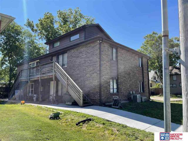 1618 S 14th Street, Lincoln, NE 68502 (MLS #22113991) :: Dodge County Realty Group