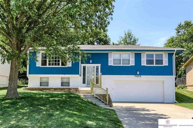 7402 Ivy Lane Drive, La Vista, NE 68128 (MLS #22114224) :: Cindy Andrew Group
