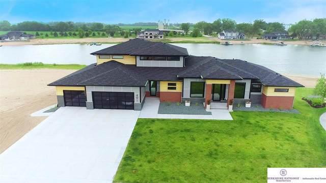 491 Sandy Pointe Circle, Ashland, NE 68003 (MLS #22114678) :: Elevation Real Estate Group at NP Dodge