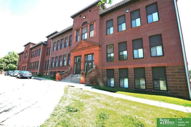 3415 Martha Street 12W, Omaha, NE 68105 (MLS #22114704) :: Capital City Realty Group