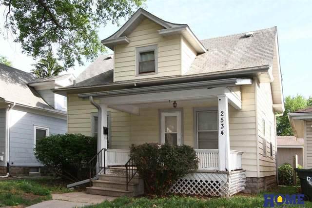 2534 D Street, Lincoln, NE 68502 (MLS #22114750) :: Capital City Realty Group